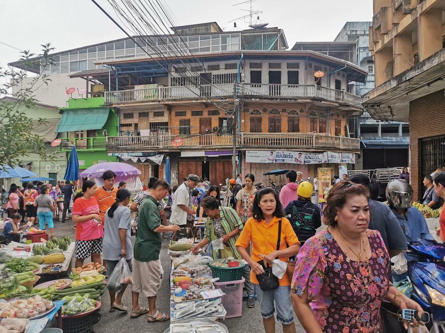 ตลาดสดเทศบาลเมืองตรัง